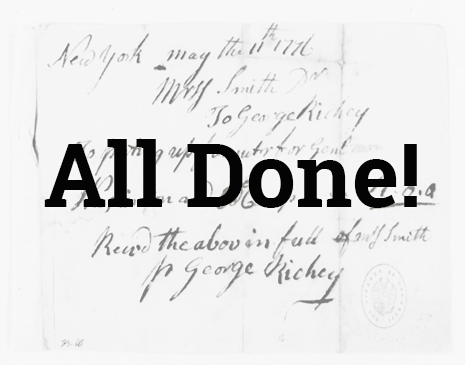 Ordinary Lives in George Washington's Papers: The Revolutionary War image