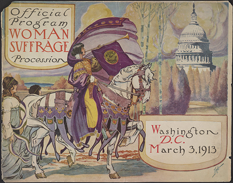 Organizing for Women's Suffrage: The NAWSA Records
