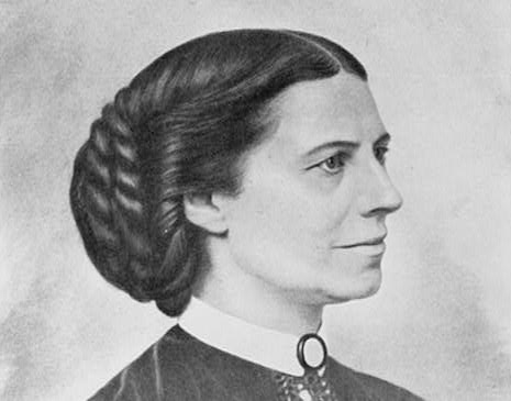 "Clara Barton: ""Angel of the Battlefield"" image"