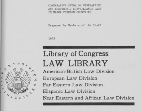 Historical Legal Reports from the Law Library of Congress image