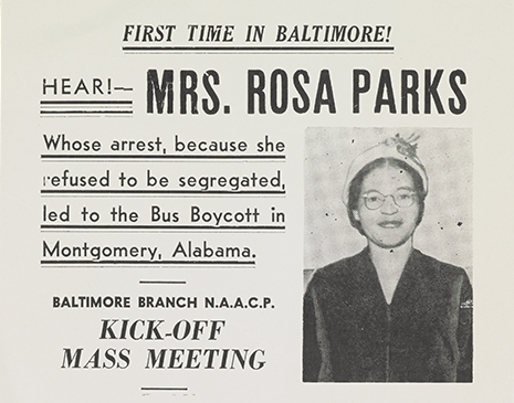 Rosa Parks: In Her Own Words