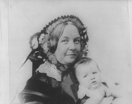 Elizabeth Cady Stanton Papers image
