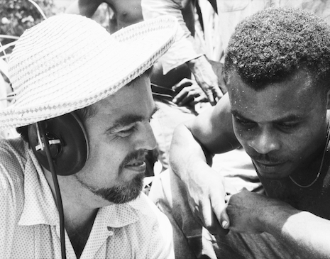 The Man Who Recorded the World: On the Road with Alan Lomax