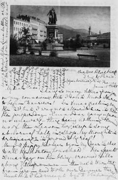 Elizabeth Blackwell: Family Correspondence