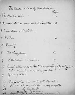 Elizabeth Blackwell: Subject File