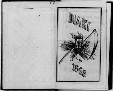 Diaries and journals: 1862-1869